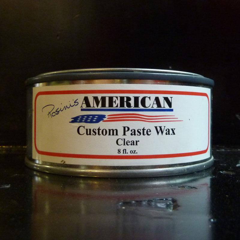 rosini's american paste wax
