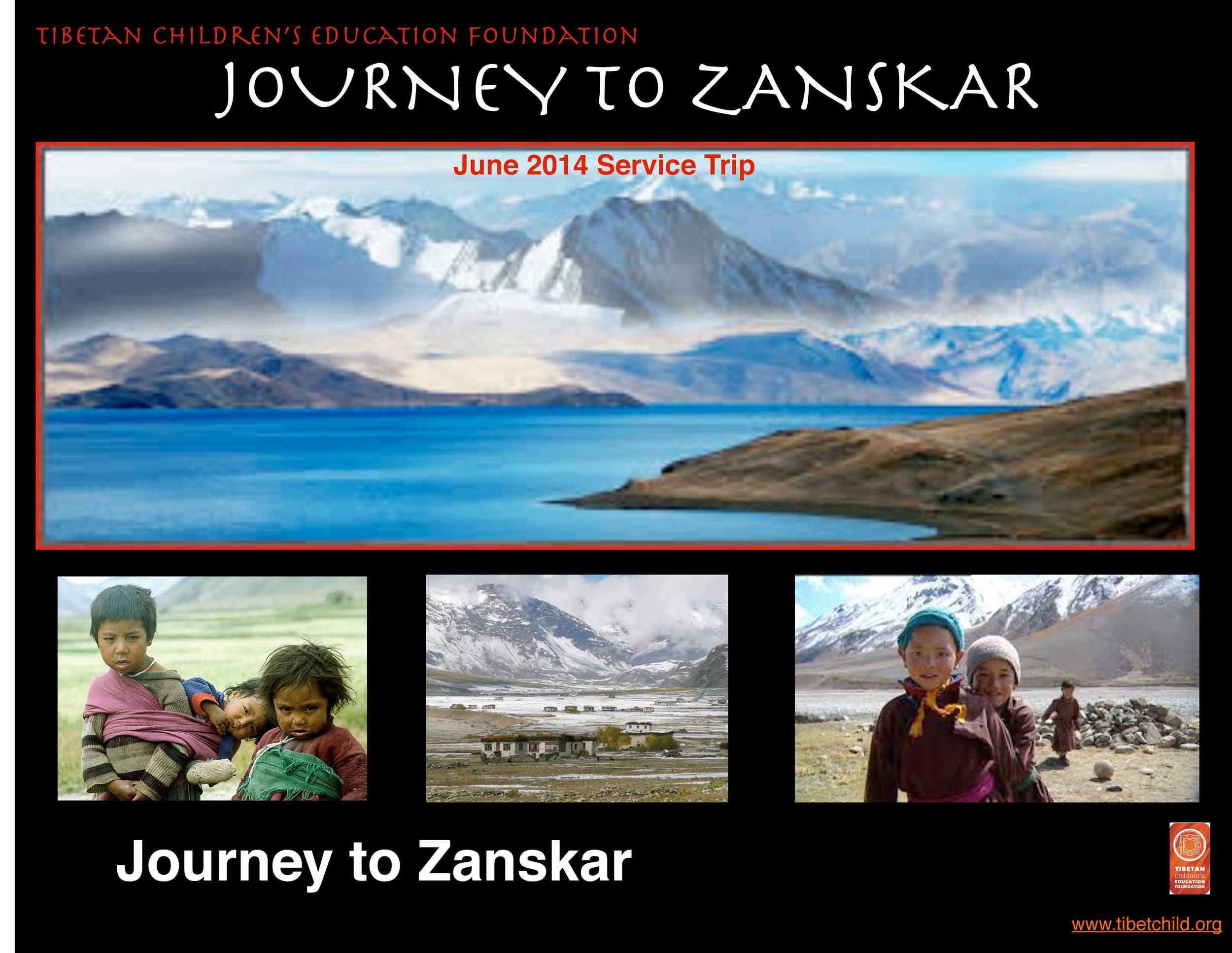 journey to zanskar
