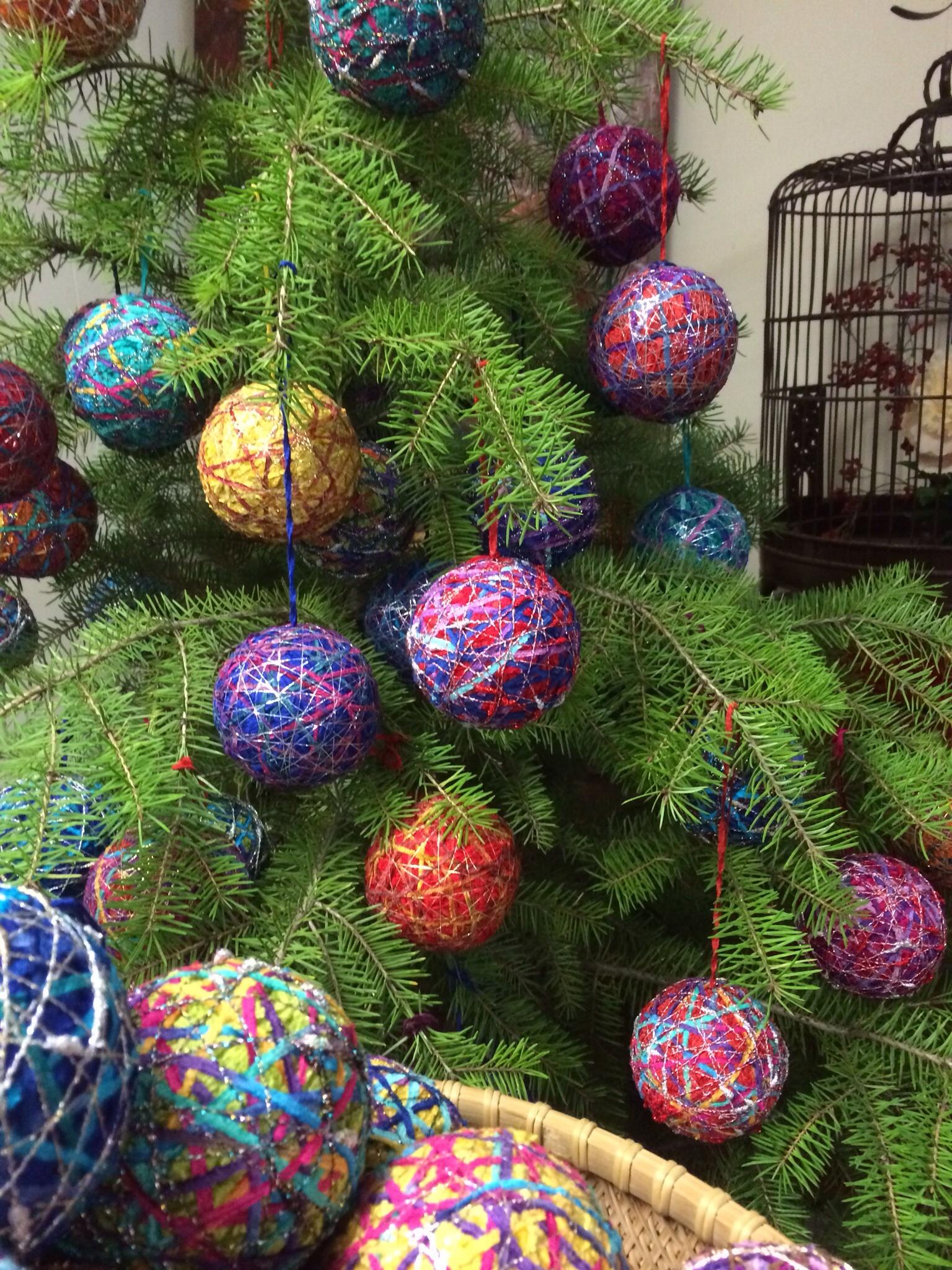 Bonnie Tarses's ornaments