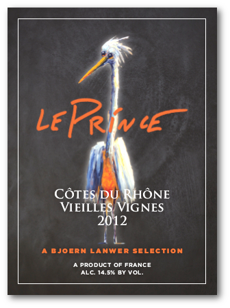 Visit Brjoern Lawner Selections to learn more about LePrince wine and other wines.