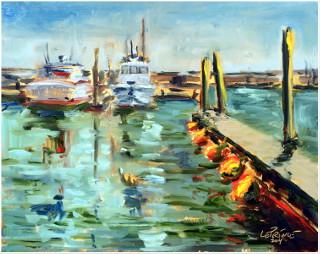 8x10 Oil Paintings   $650
