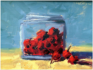 """6""""x8"""" framed to 13""""x15"""" 