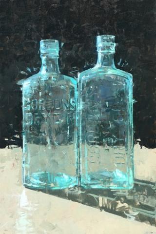36x24 Oil by Mark Bailey