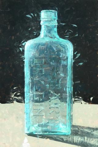36x24 Oil by Mark Bailey framed to 38x28, $3,600