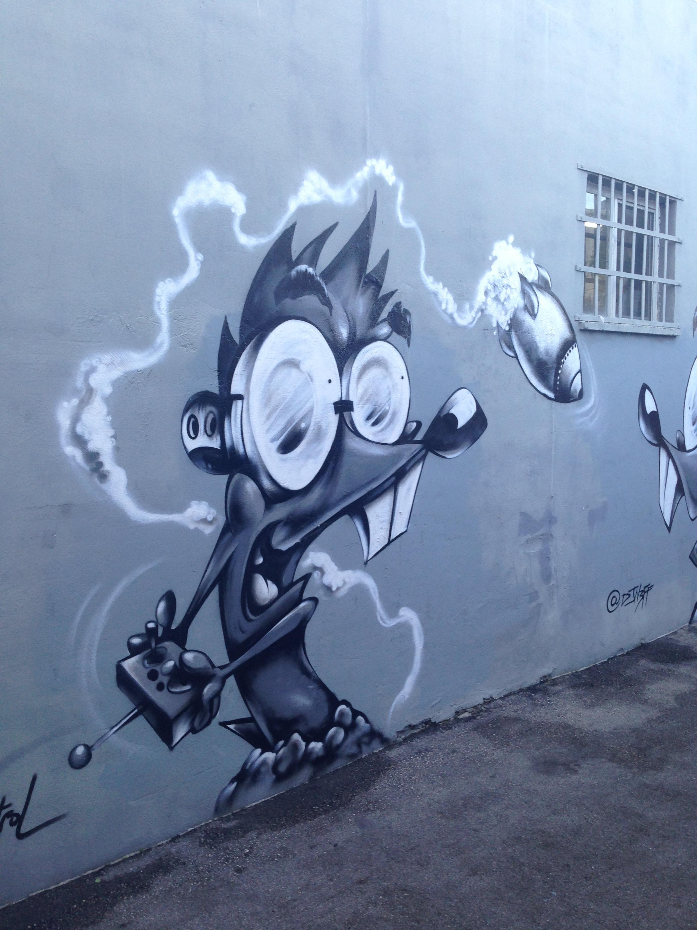 Mole Patrol Art Basel 2013
