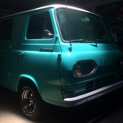 1961 Ford Econoline Van