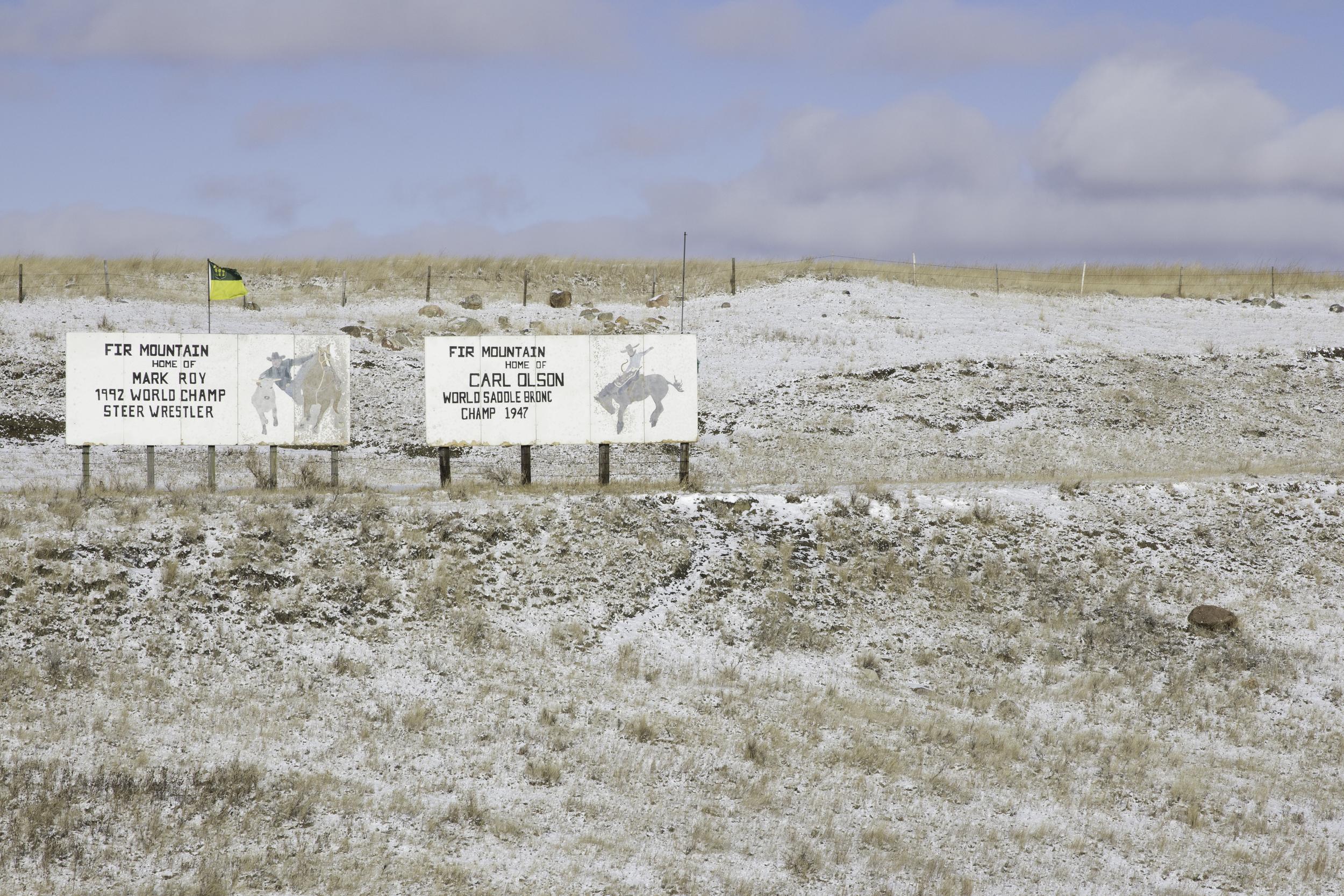 Fir Mountain  Saskatchewan