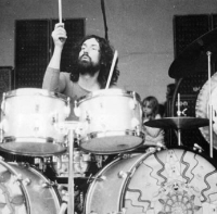Click Here To Nick Mason In Action