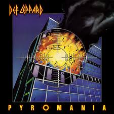 "Click To Read David Fricke's 1983 Review Of ""Pyromania"""