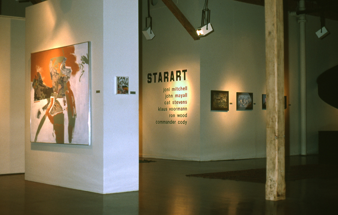 Starart Gallery Exhibit