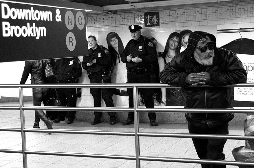 Cops and Models