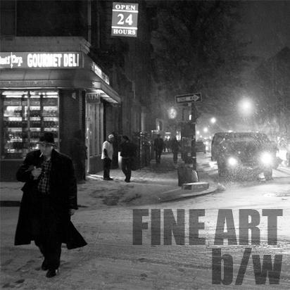 Fine Art b/w