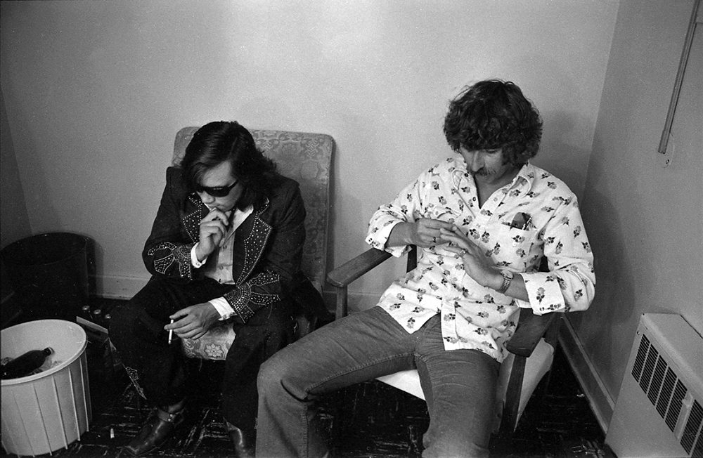 Jose Feliciano and John Ford (RCA)