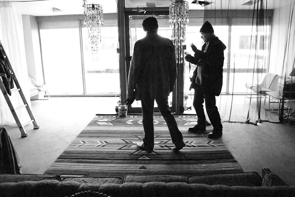 Jonathan (the bubble guy) and Peter (a friend and photographerI was shooting with)