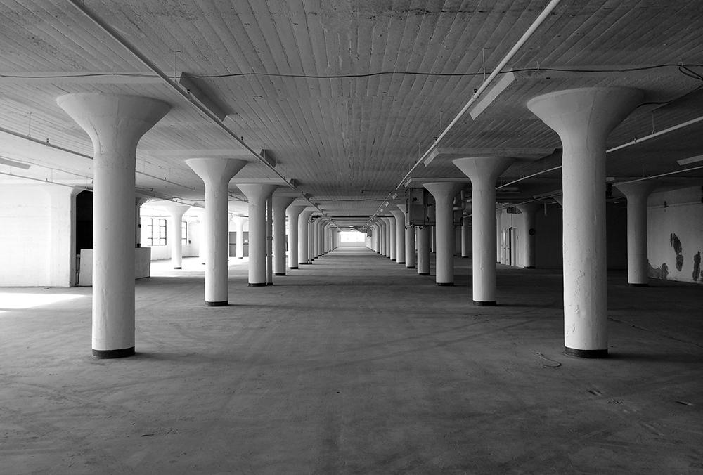 2/24/15 EmptyWarehouse Building - Brooklyn