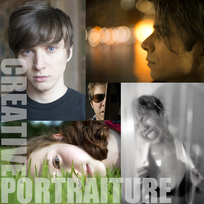 C  reative Portraiture:  For actors,creatives, business people and even kids. My photographs will reveal your humanity and personality - reflecting who you are from the inside.