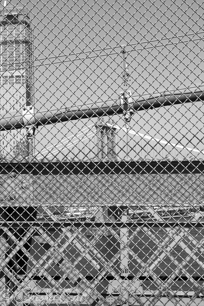 Manhattan Bridge, 2017   Shot on Leica 9/24/17 Posted 10/01/17