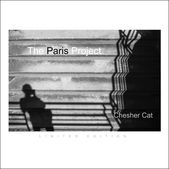 THE PARIS PROJECT   (Only 4 left) Limited Edition hard cover coffee-table book of 60 photographs shot in Paris from July 18 through August 27, 2016.