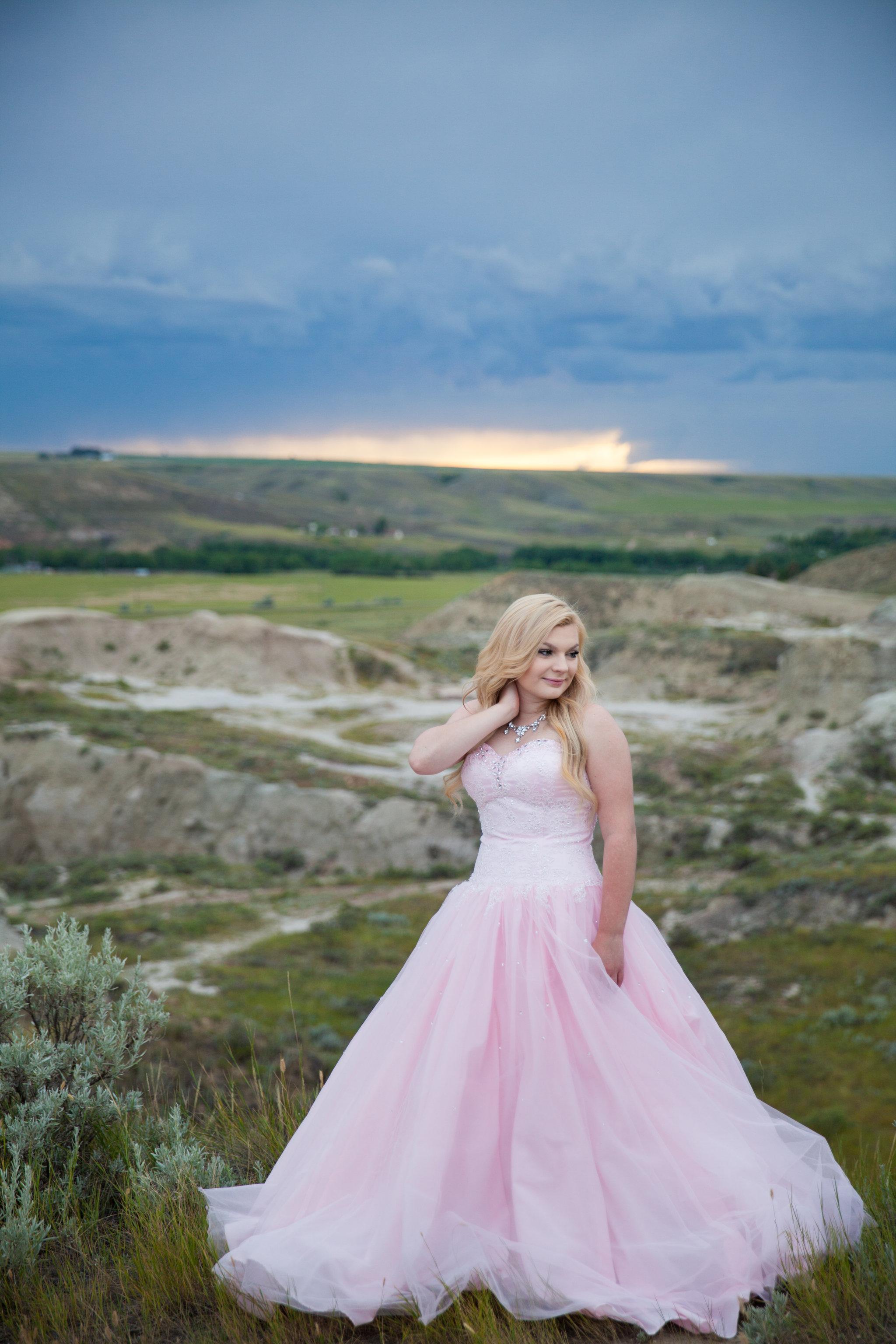 Coulees, Redcliff Alberta