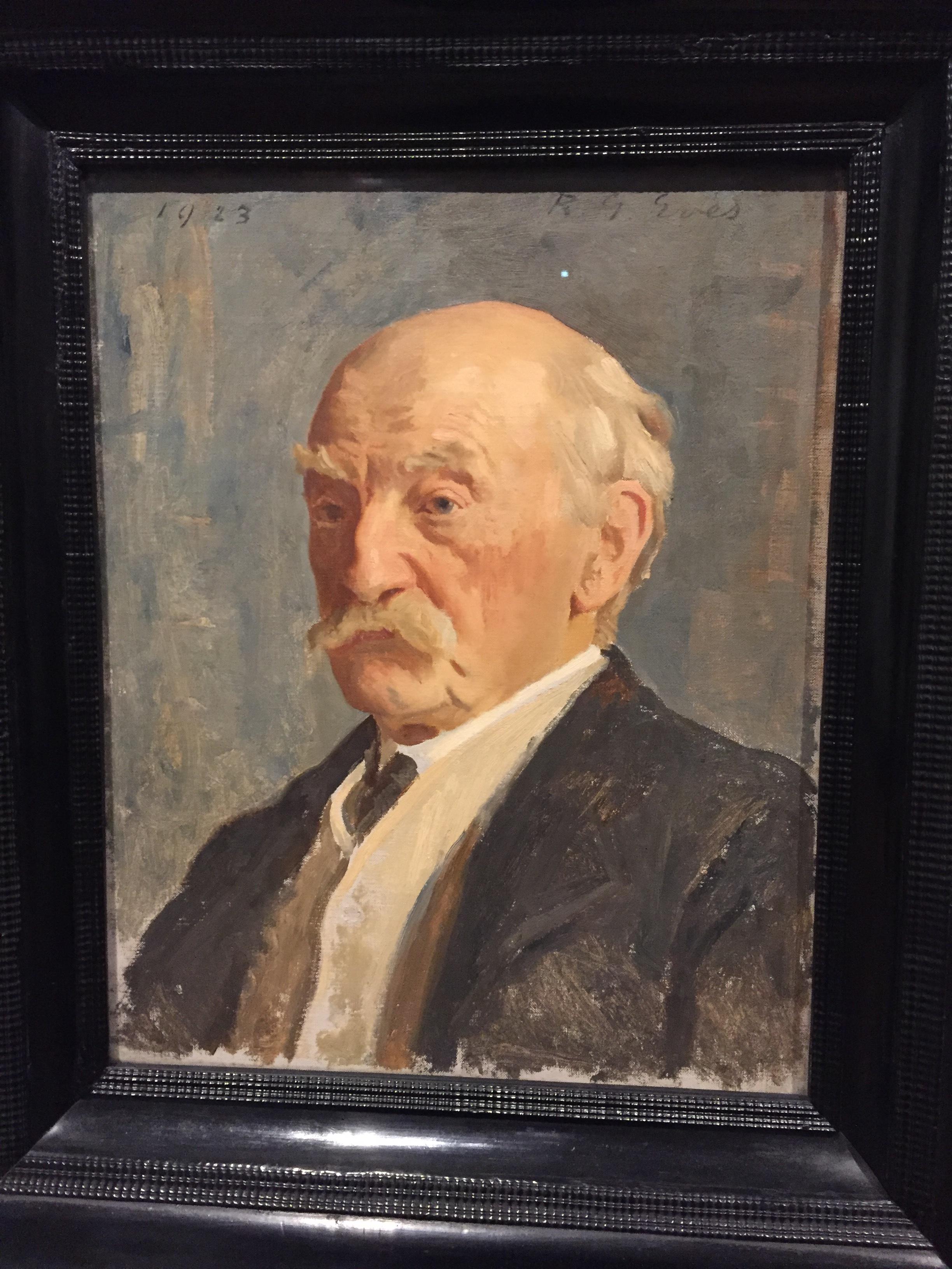 Thomas Hardy old
