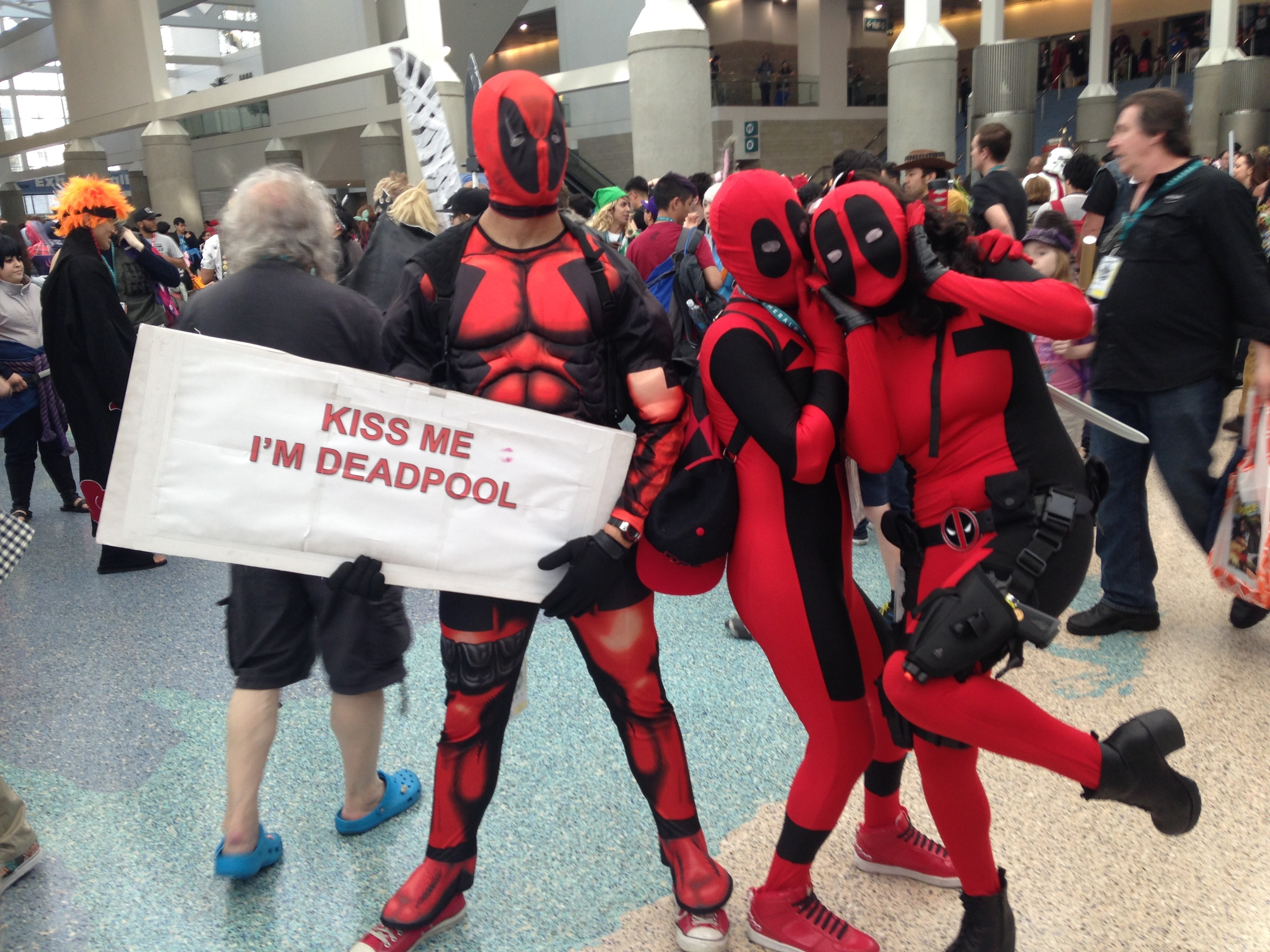 Deadpool Cosplays