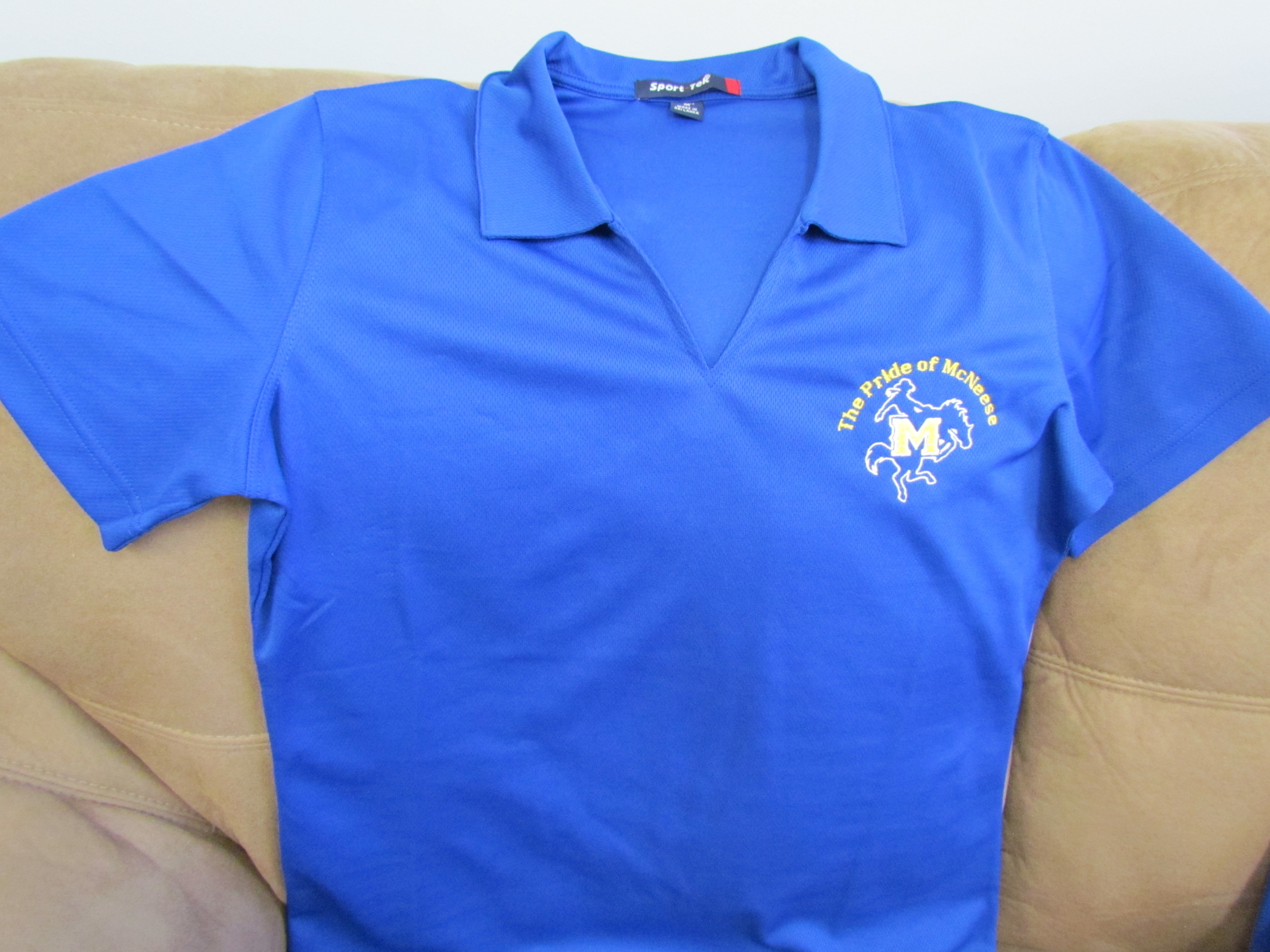 "Pride of McNeese ""wicking"" Polo - Women's Style"