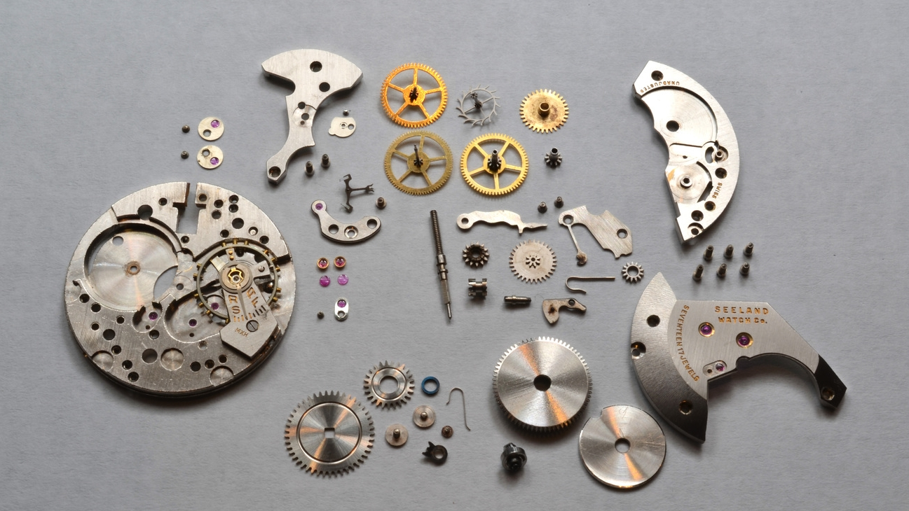 Seeland AS 1294 exploded view