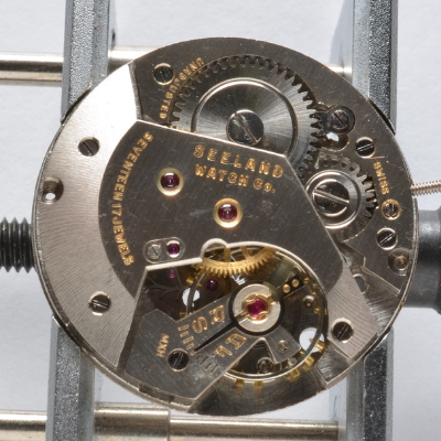 Seeland Watch Co. AS 1294 movement