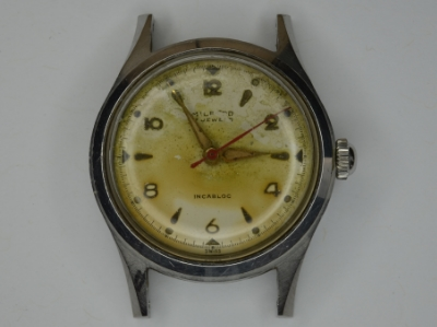 Start with a well used watch.