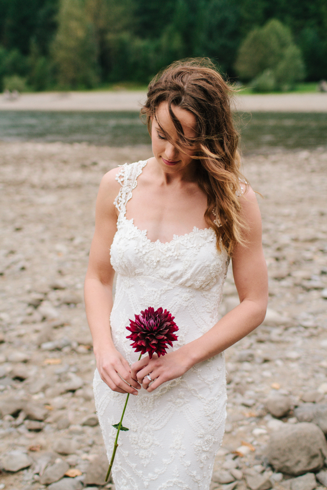 Seattle mountain wedding, elopement in washington state, northwest inspired, jess hunter photography, jessica hunter