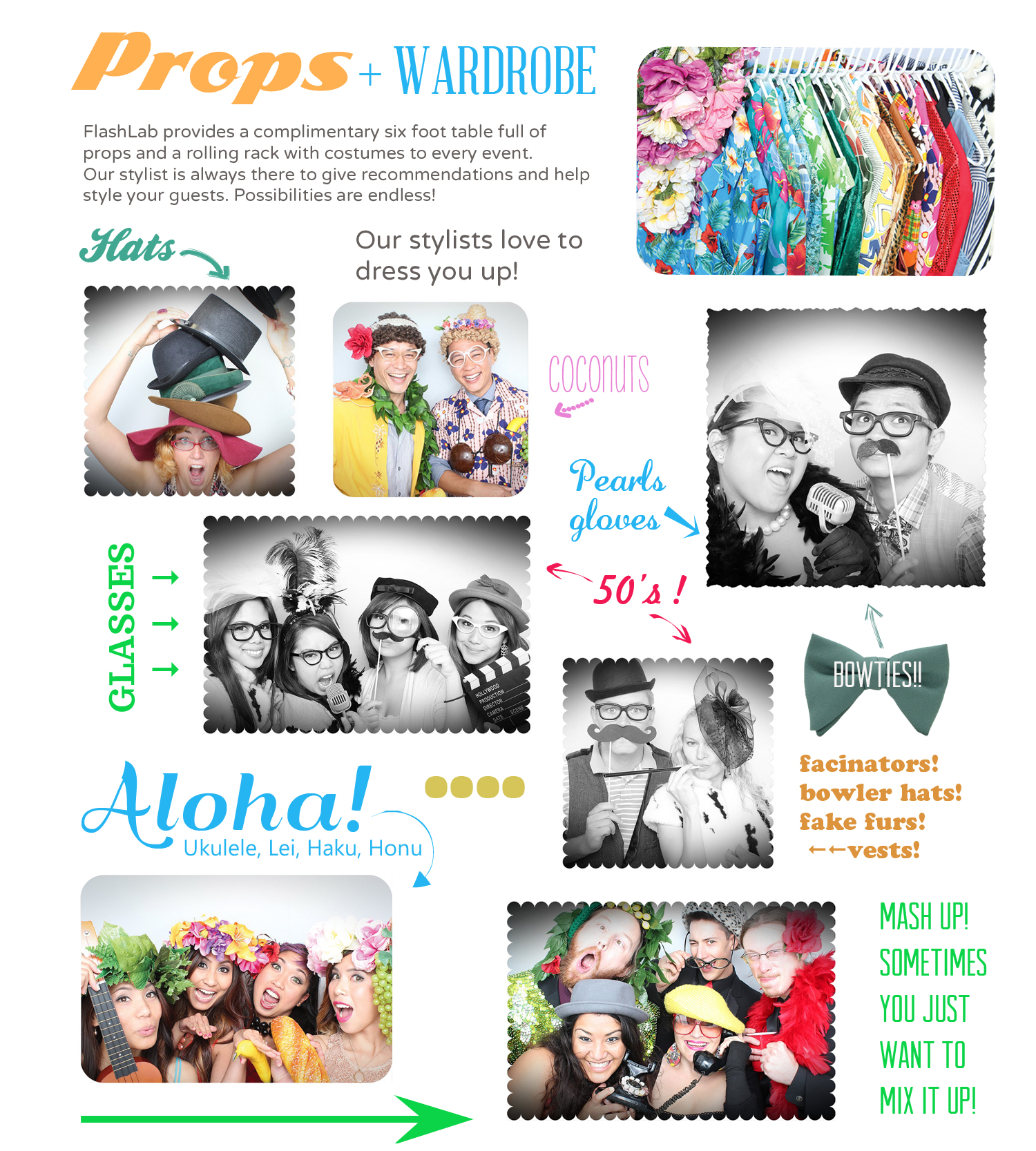 party photo booth hawaii