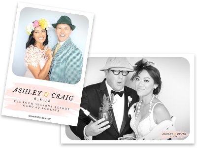 One Shot Studio Photos - A great add on, each 6x4 printout has 1 large photo.