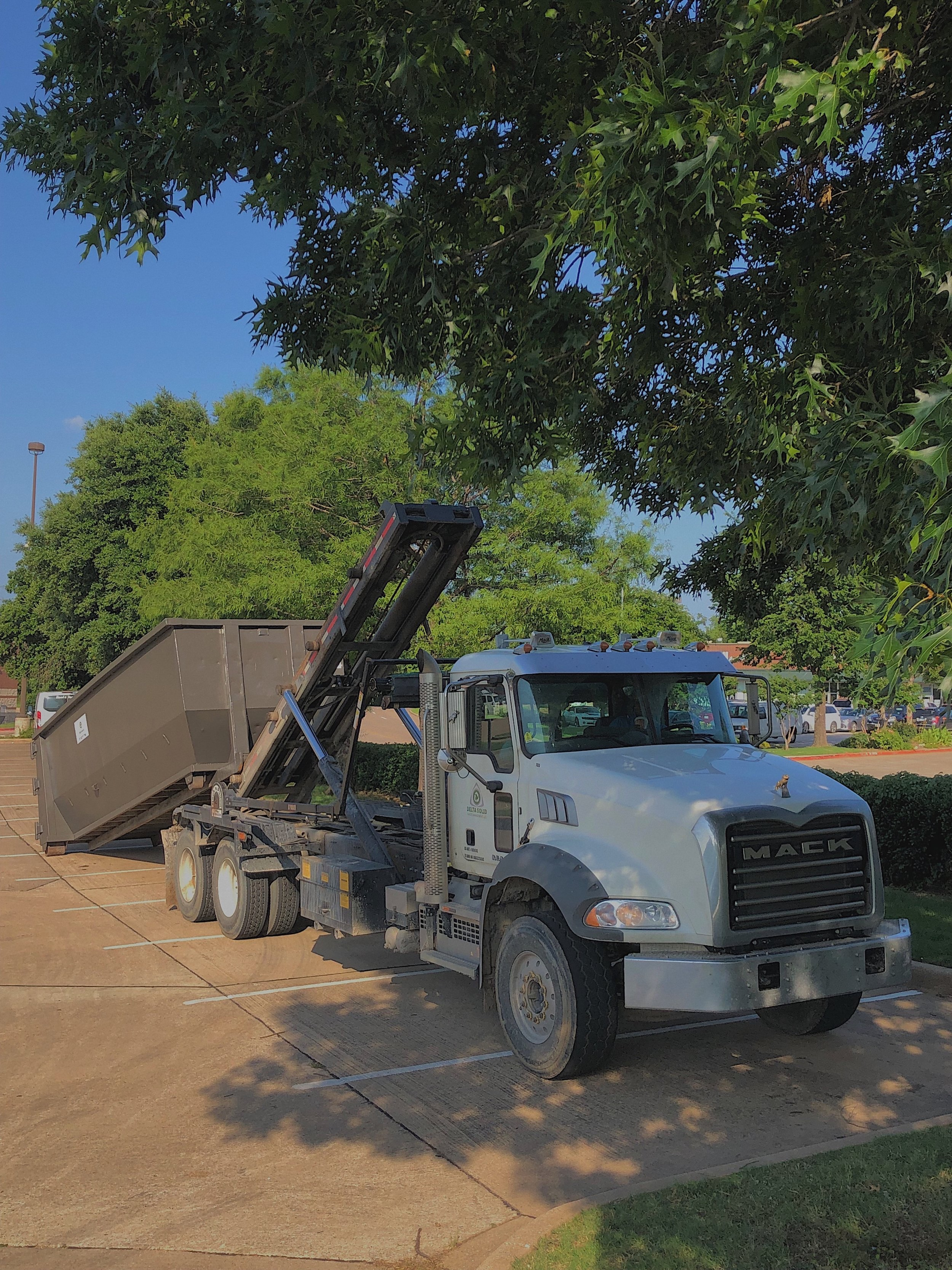 Proudly Serving North Texas Residents.. - --At Delta Solid Waste, Safety is our number one priority. We ensure safe dumpster rental. -Provides comprehensive and dependable roll off service. -We have established ourselves as leaders in the trash hauling industry through many years of outstanding service.-We provide a wide range of dumpster sizes to accommodate homeowners, contractors, and property managers