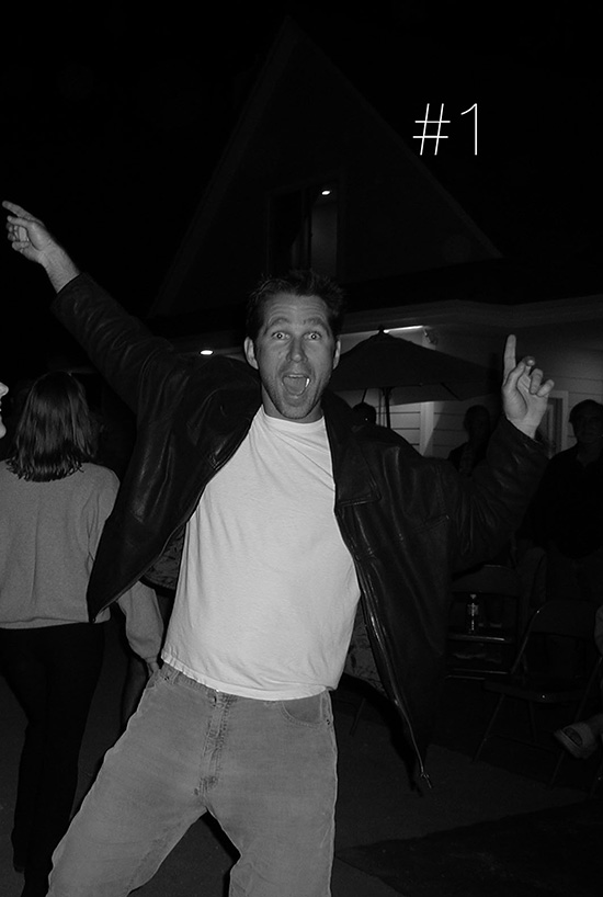 Yucaipa, CA. Dancing Bob. 2002
