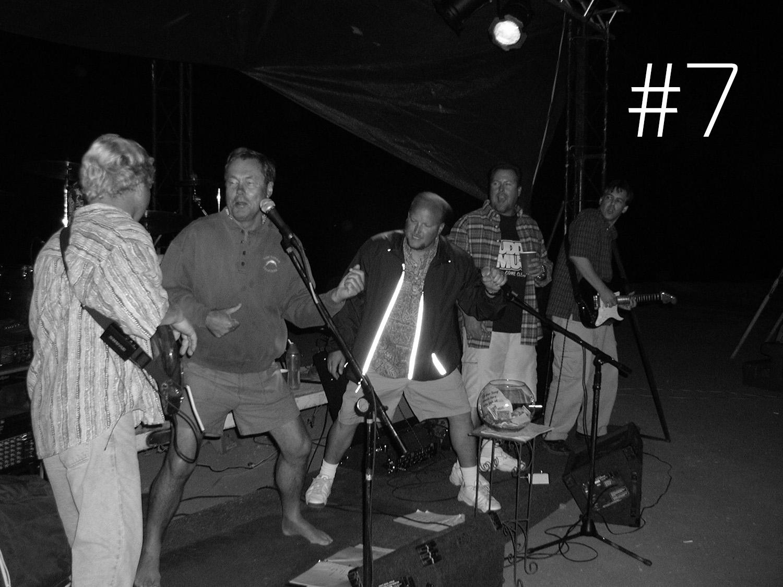 Yucaipa, CA.Big Daddy rockin' hard. 2002