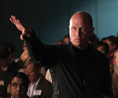 Mike Judge & Silicon Valley                               (Emmy)