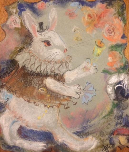 artwork by Nika Shirocorad