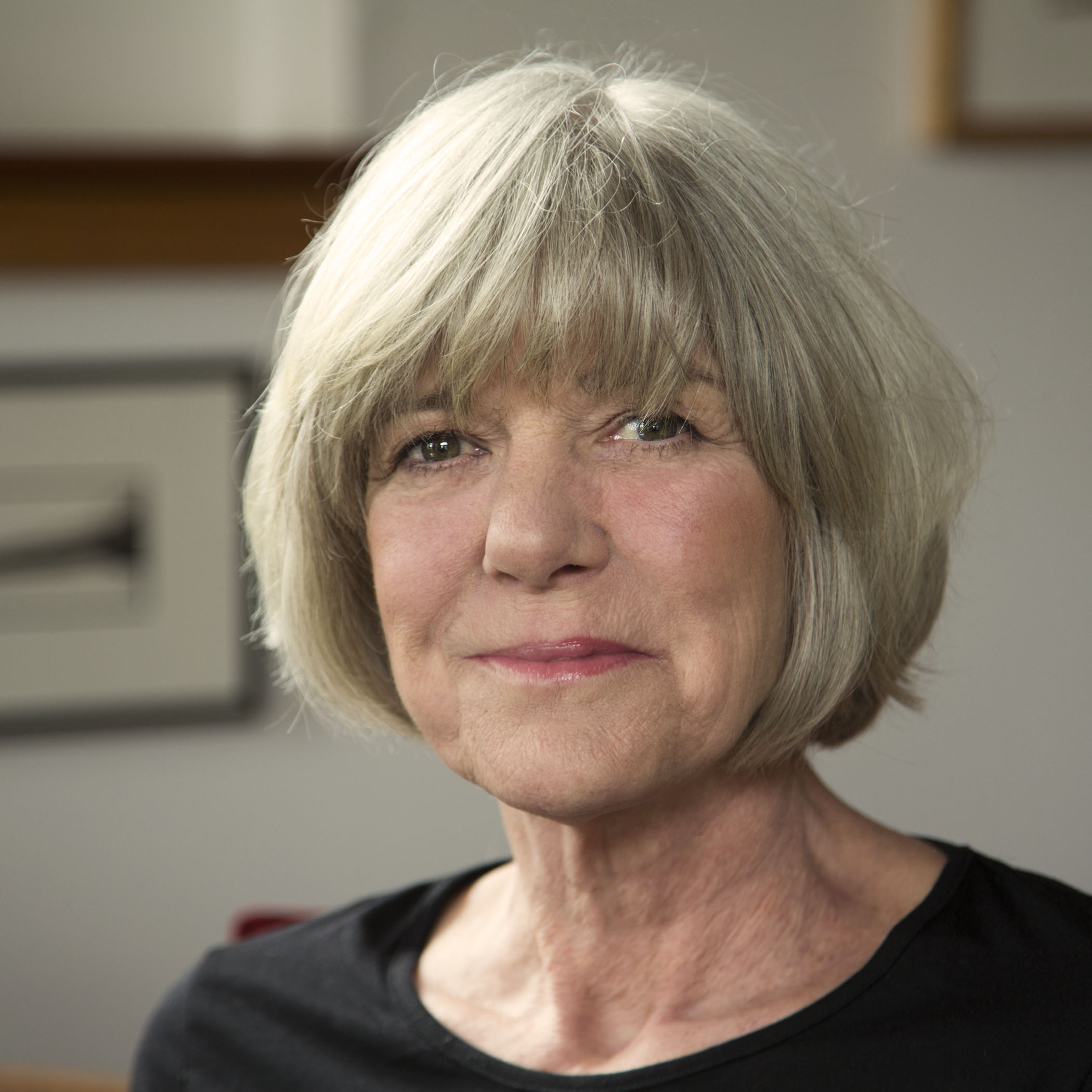 Anne Garrels    Photo: Christopher Little