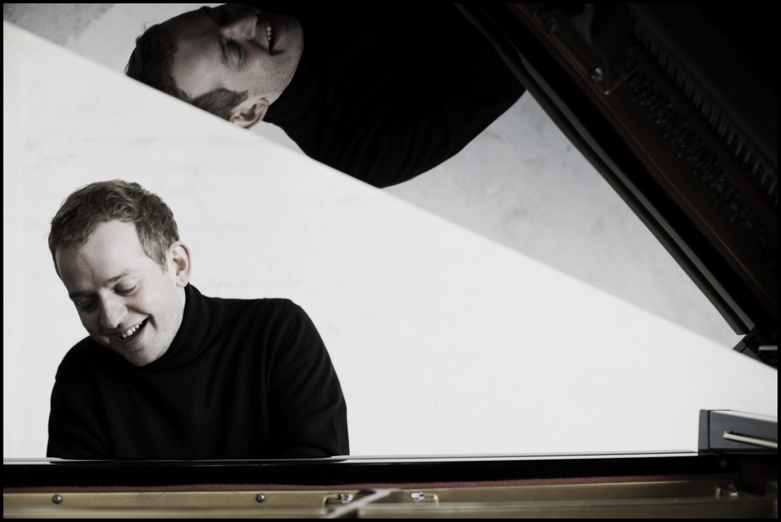 Alasdair Beatson, piano