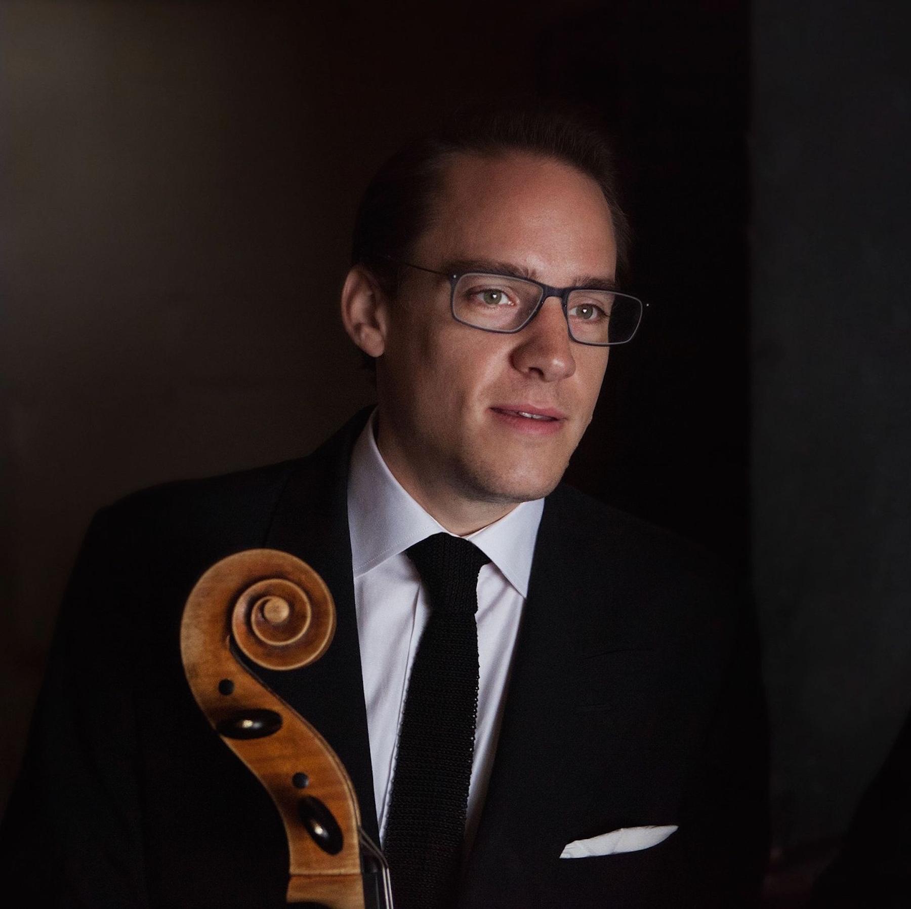 John Myerscough, cello