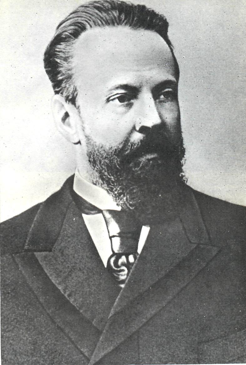 Sergei Yulyevich Witte in 1905
