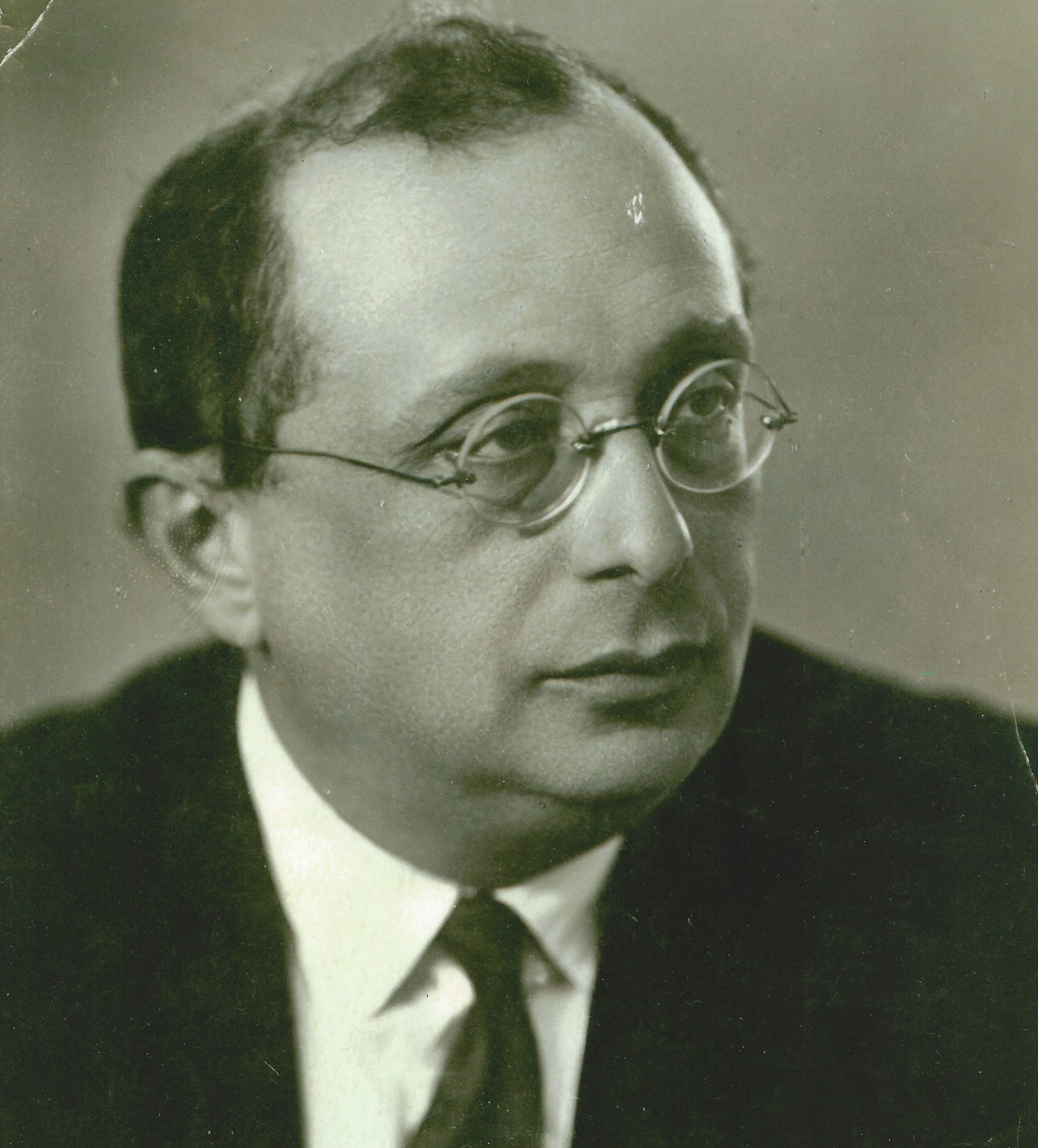 Nuclear physicist Lev Strum, executed in 1936