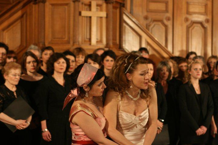 Belinda - Didon et Énée de Purcell