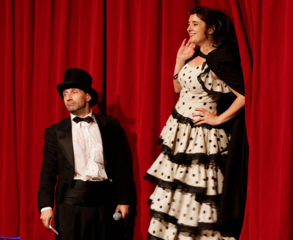 Frasquita dans Carmen à tout prix !