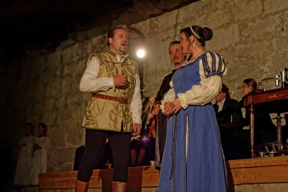 Marguerite dans Faust de Gounod