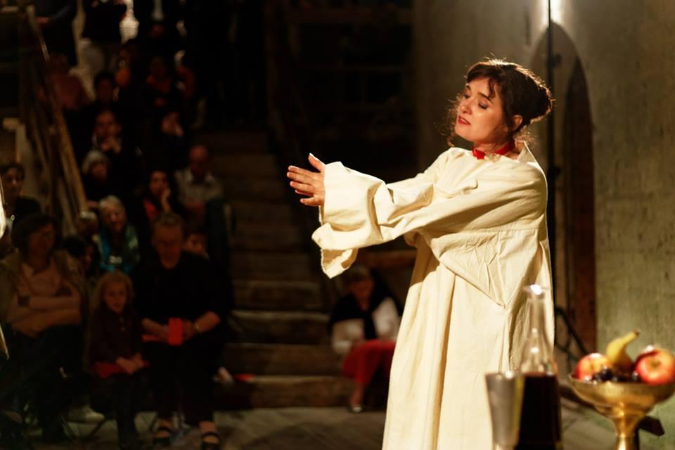 Marguerite dans Faust