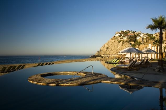 Main Pool at Capella Pedregal