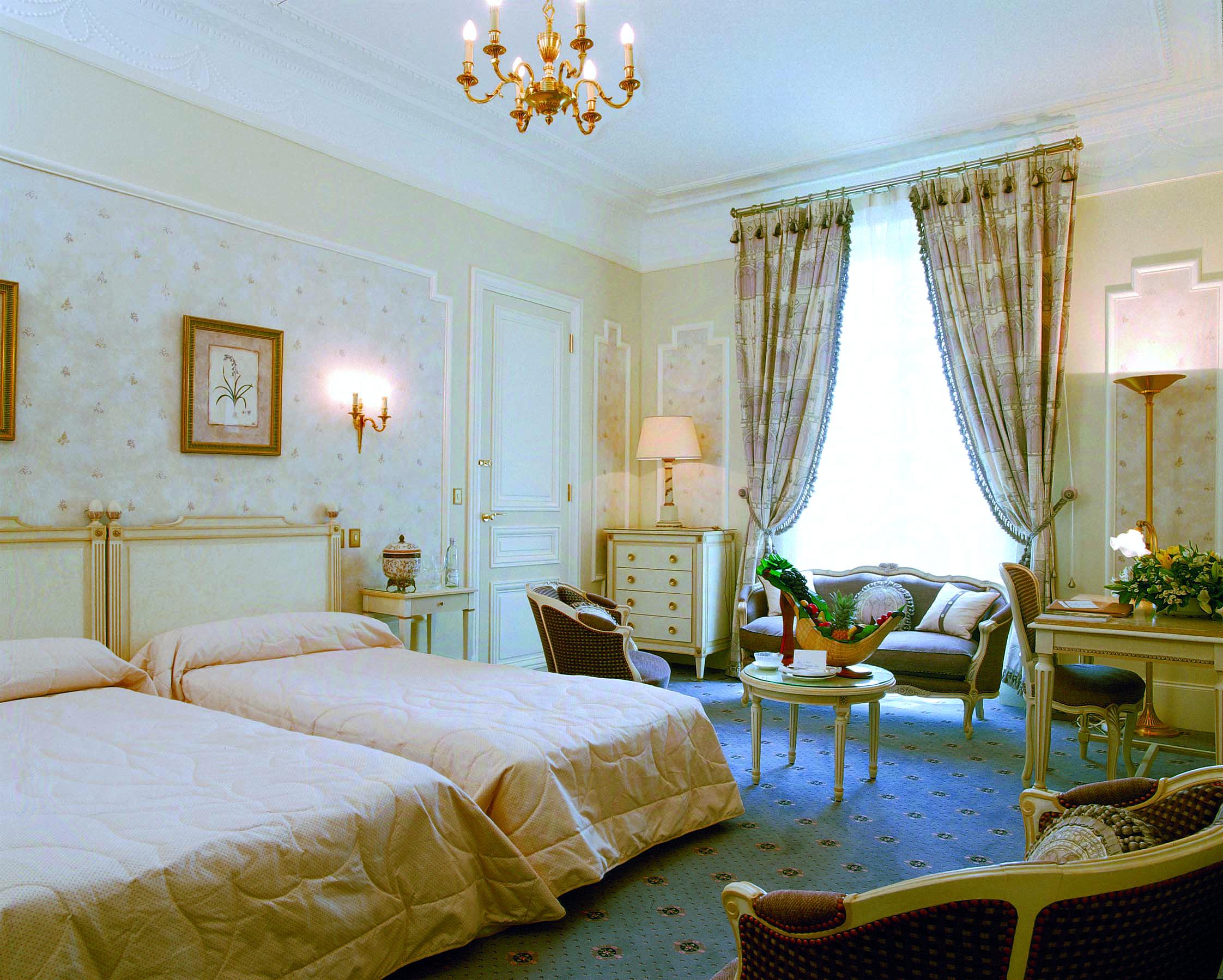 Napoleon Room bedroom