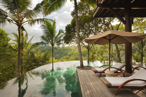 Como Shambhala Estate in Bali