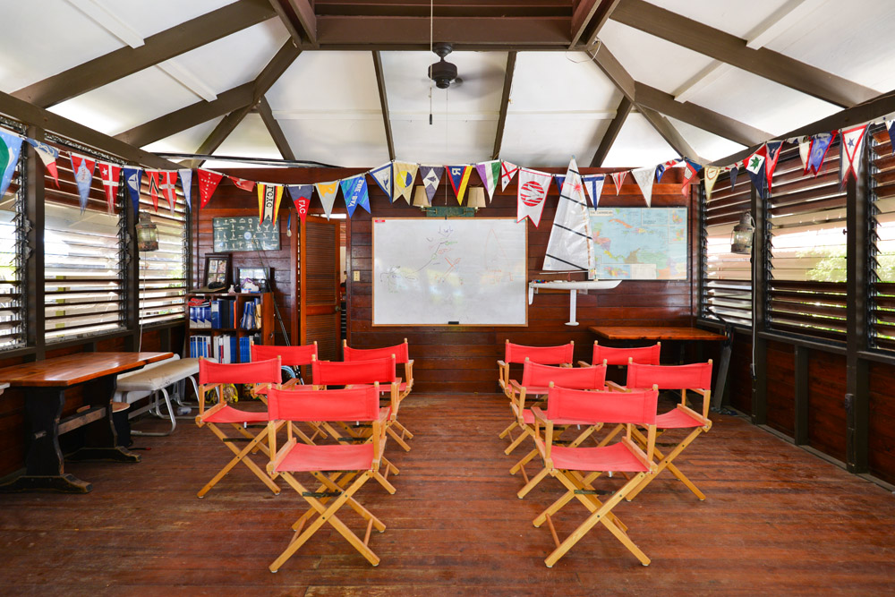 Sailing School Classroom